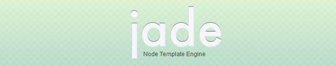 Jade - Node Template Engine